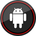 media, Logo, Social, Android DarkSlateGray icon