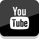 media, online, web, Social, youtube, free DarkSlateGray icon