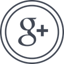 google, Social, media, plus, Logo Black icon