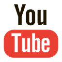 Logo, Social, tube, you, video, network Crimson icon
