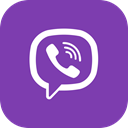 media, global, App, Social, Android, Viber, ios DarkOrchid icon