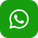 media, global, App, Social, Android, Whatsapp, ios ForestGreen icon