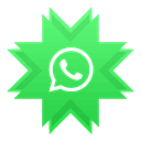 Messenger, im, voip, Whatsapp, Instant Messaging LimeGreen icon