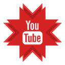 video, Channel, youtube, video blog, video hosting Crimson icon