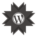 web-site, blog, cms, Wordpress DarkSlateGray icon