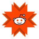 News, Poll, Reddit OrangeRed icon