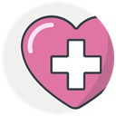 health, hospital, medicine, healthcare, recoverytreatment Icon