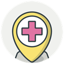 hospital, medicine, healthcare, health, recoverytreatment WhiteSmoke icon