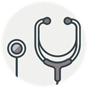health, hospital, medicine, healthcare, recoverytreatment WhiteSmoke icon