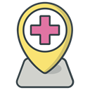 health, hospital, medicine, healthcare, recoverytreatment Black icon