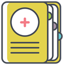 medical, Health Care, medical advice, medical help, medical rescue, medical scheduling, medical supplies SandyBrown icon