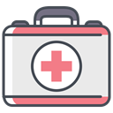 medical scheduling, medical supplies, medical, Health Care, medical advice, medical help, medical rescue Lavender icon