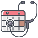 medical scheduling, medical supplies, medical advice, medical help, medical rescue, medical, Health Care Black icon