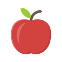 student, study, school, learn, education, Apple IndianRed icon