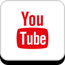 youtube, Company, Brand, media, Logo, Social Red icon