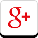 media, plus, Logo, google, Social, Company, Brand Red icon