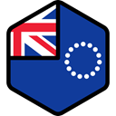Commonwealth, flags, Country, Nation, New Zealand, world, flag, Cook Islands MidnightBlue icon