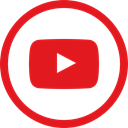 yumminky, share, Social, youtube, media, movie, video Crimson icon