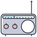 play device, sound device, mobile device, game device, Connection device, music device, phone device LightGray icon