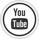 media, online, Logo, Social, youtube DarkSlateGray icon
