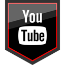 media, Logo, award, Social, youtube, Epic, Brand DarkSlateGray icon