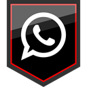 media, Logo, award, Social, Epic, Brand, Whatsapp DarkSlateGray icon