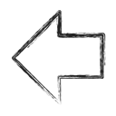 Arrows, Left, Arrow, Move, navigation, Direction Black icon