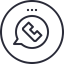media, network, Logo, Social, Whatsapp, social icon Black icon