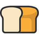 food, baker, Bread, Dessert, Bakery Bisque icon