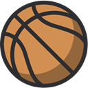 sport, Basketball, Team Sports, Ball Peru icon