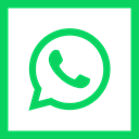 square, social media, Social, Colored, Whatsapp, High Quality, media SpringGreen icon