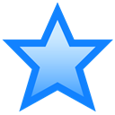 star, opinion, Favorite, mark, rating Black icon