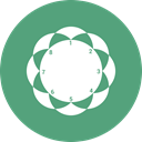 Pie chart, pie graph, chart, graph, Diagram MediumSeaGreen icon