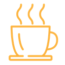 Service, graphicdesigner, iconset, coffeeshop, beverage, coffeebean, hotcoffee, vectoricon, blackcoffee, lineiconset, linier, Cooking, Coffeebreak, Restaurant, kitchen, Cook, Services, Cafe, travel, food, glass, hotel, mug, line, drink, hot, tea, Coffee, cup Black icon