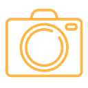 Device, Devices, Camera, Multimedia, image, picture, photography, Cam, Pictures, photo, photos, lens, landscape, graphicdesigner, iconset, digital, technology, Creativity, Hobbie, lineiconset, vectoricon, digitalcamera Black icon