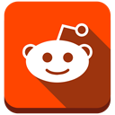 News, Reddit, Social, Discussion OrangeRed icon