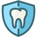 dental protection, Dentistry, oral hygiene, dental treatment, Dentist, tooth, dental SeaGreen icon