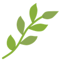 green, spring, easter, ecology, branch, Leaf, nature Icon