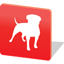 Zynga, share, social media, Social, media, poker, Logo Crimson icon