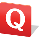 media, Logo, share, social media, Social, Article, Quora Crimson icon