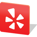 Social, share, social media, Yelp, media, Logo Icon