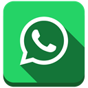 App, social media, social network, Whatsapp MediumSeaGreen icon