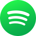 media, Gradient, Circle, Colored, Spotify, social media, Social LimeGreen icon