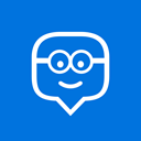media, square, education, social media, Social, Colored, edmodo DodgerBlue icon