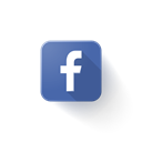 Logo, web, Facebook, Brand Black icon