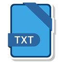document, paper, Txt, Format, Extension CornflowerBlue icon