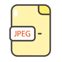 documents, Folders, Jpeg, files, jpeg icon Moccasin icon