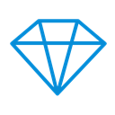 diamond, Price, Best, Clean, Premium, jem, jevelry Black icon