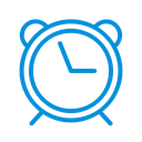 watch, timing, Alert, time, Alarm, Clock Black icon