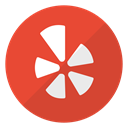 Logo, Yelp Tomato icon